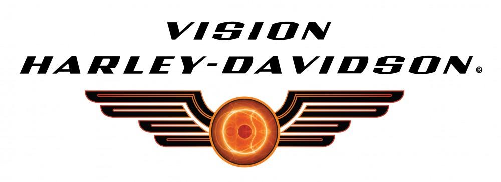 Vision Harley-Davidson logo