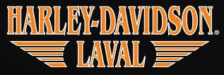 Logo Harley-Davidson Laval